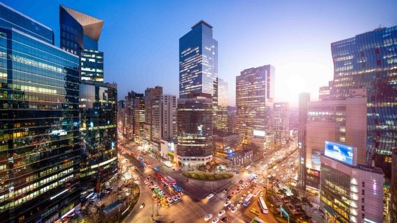 Gangnam Business District | Seoul