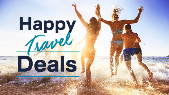 Happy Travel Deals